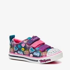 Skechers Twinkle Toes meisjes gympen met lichtjes