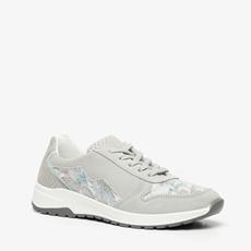 Natuform leren dames sneakers