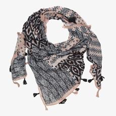 Dames sjaal met print