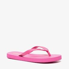 Roze kinder teenslippers