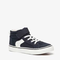 Blauwe kinder sneakers