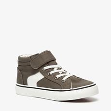 Groene kinder sneakers
