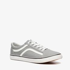 Grijze heren sneakers