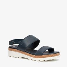 Harper leren dames sandalen