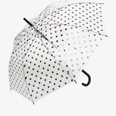 Paraplu met stippen