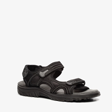 Mountain Peak leren heren sandalen