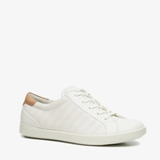ECCO Leisure leren dames sneakers