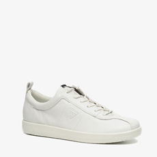 ECCO Soft 1 leren dames sneakers