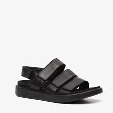 ECCO Flow T leren dames sandalen