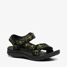 Scapino jongens camouflage sandalen