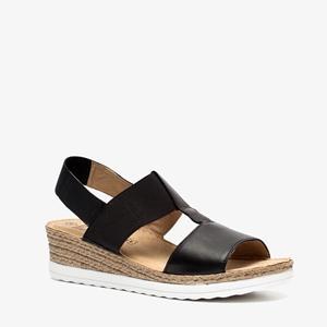 TwoDay leren dames sandalen