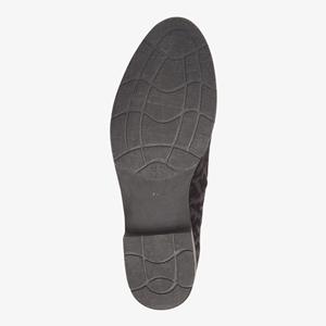 Nova Dames Leopard Chelsea Boots
