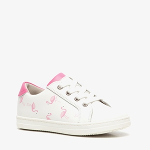 TwoDay leren meisjes sneakers