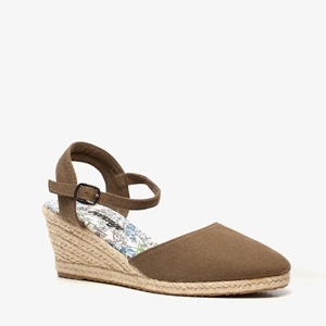Scapino Groene dames espadrilles