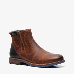 Van Beers Leren Heren Chelsea Boots