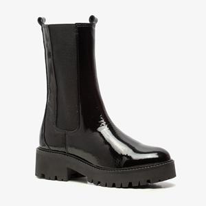 Twoday Dames Hoge Chelsea Boots