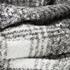 Geruite dames sjaal 3