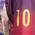 FC Barcelona Messi kinder t-shirt 3