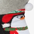 1 paar kinder kerstsokken met antislip 2