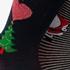 2 paar dames kerstsokken 2