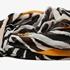 Dames sjaal met zebraprint 2