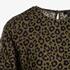 Jazlyn dames leopard jurk 3