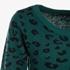 Jazlyn dames jurk met luipaardprint 3