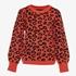 Jazlyn dames leopard trui