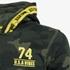 Oiboi jongens vest met camouflage print 3