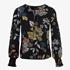Jazlyn dames blouse met bloemenprint