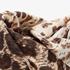 Dames sjaal met luipaardprint 2