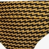 Osaga dames bikinibroekje met print goud 3