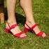 Nova dames hak sandalen 6