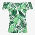 Jazlyn dames off shoulder T-shirt bloemenprint