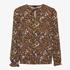 Jazlyn dames smock blouse met bloemenprint