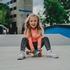 Nijdam Flipgrip Sailor Stroll Skateboard blauw 4