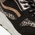 Blue Box dames dad sneakers met luipaardprint 8