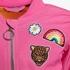 TwoDay meisjes bomber jas met emblemen 3