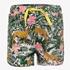 Meisjes short met jungle print