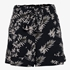 Dames short met bloemenprint