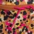 TwoDay meisjes jurk met luipaardprint 3