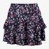 Dames rok met bloemenprint