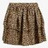 Bellinga dames rok met luipaardprint