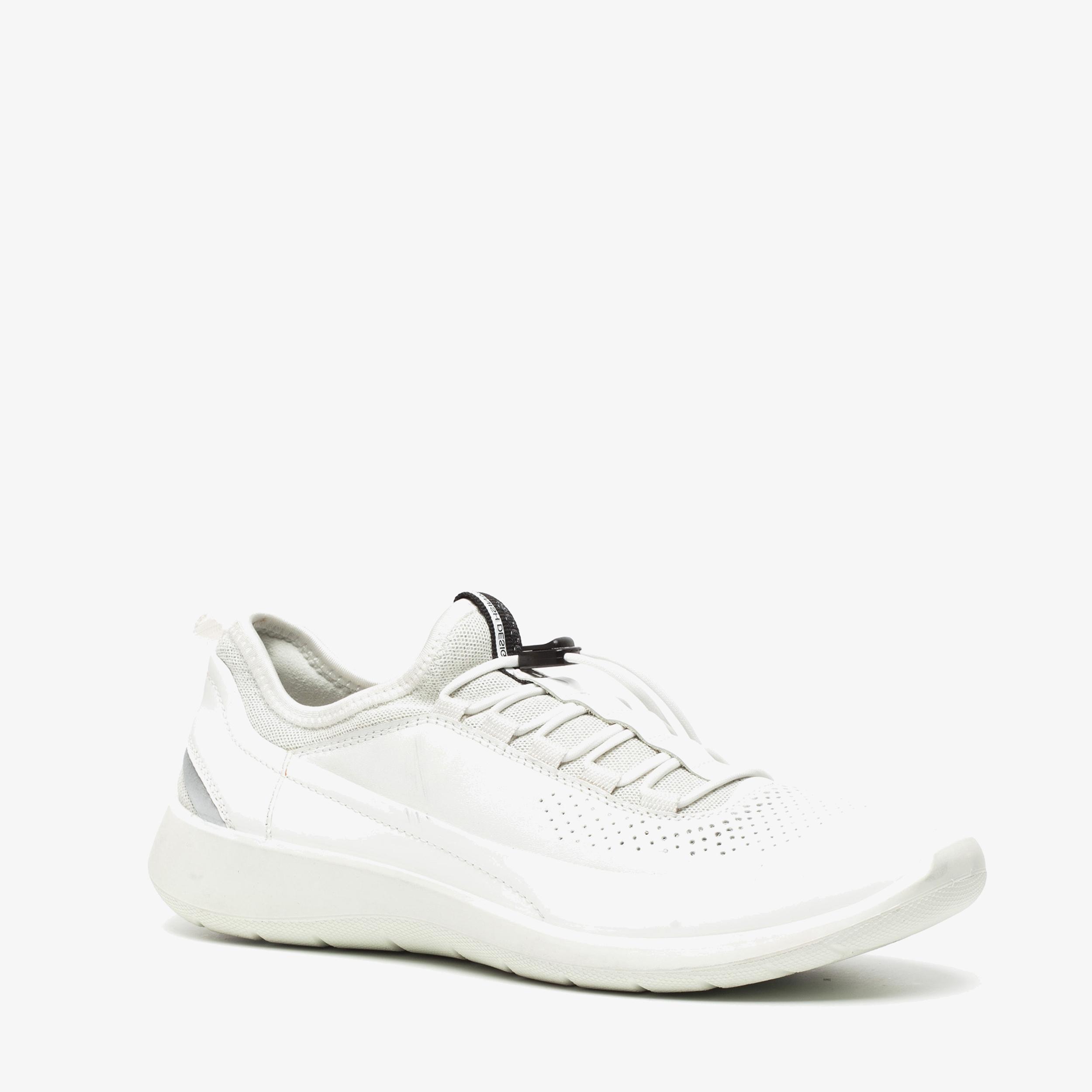 Ecco Soft 4 leren dames sneakers | Scapino.nl