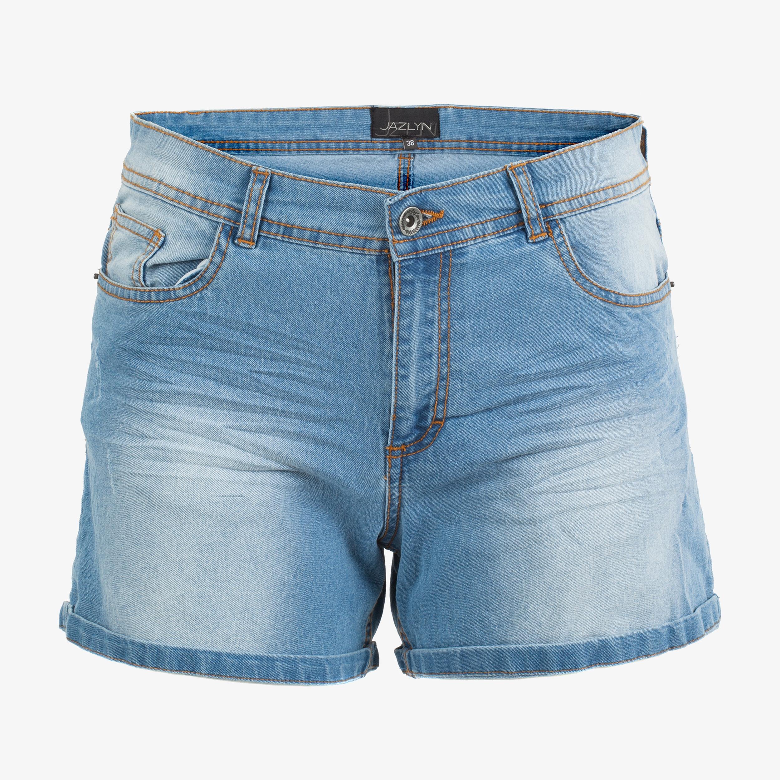 Korte Broek Dames Jeans.Jazlyn Dames Korte Broek Online Bestellen Scapino