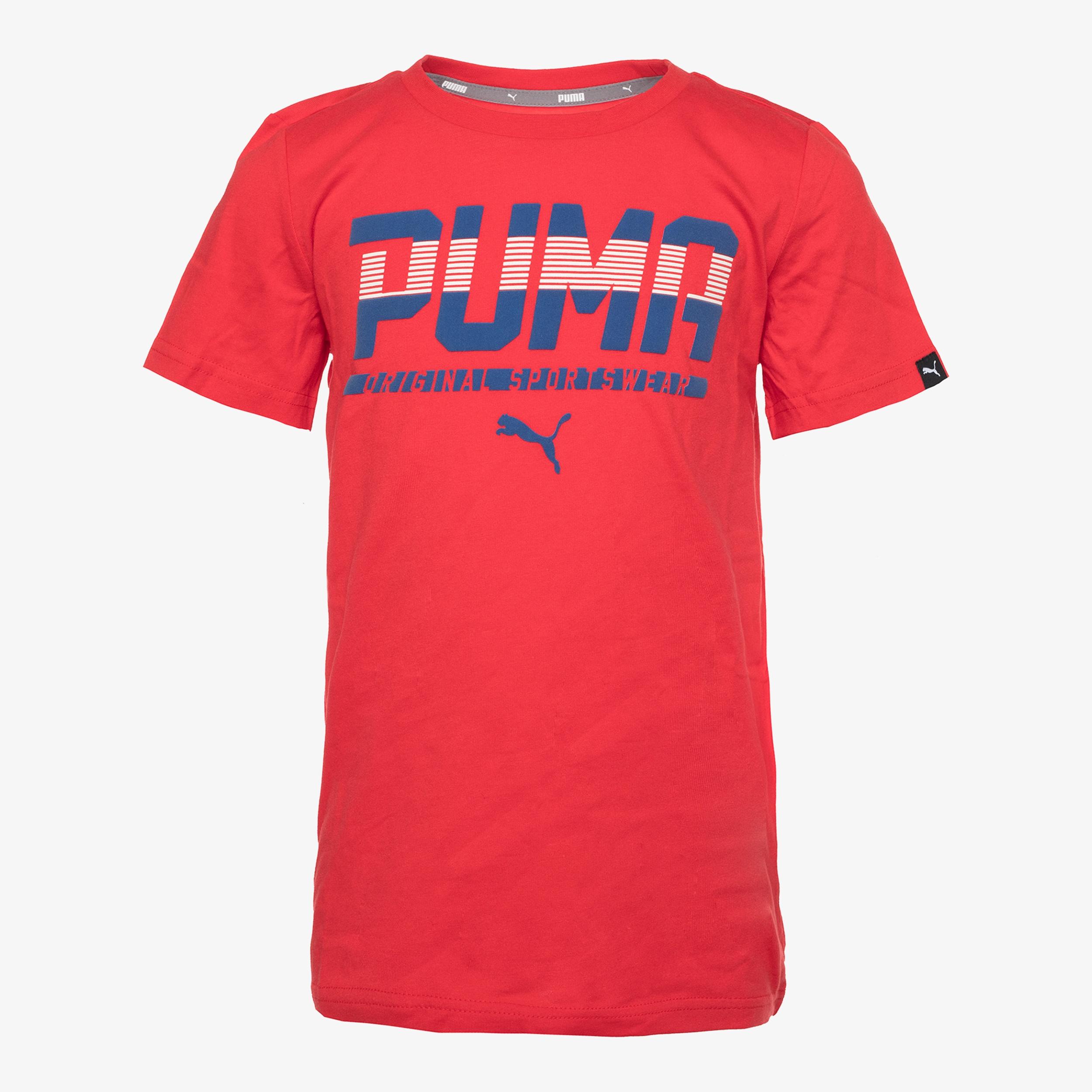 Puma jongens sport t shirt