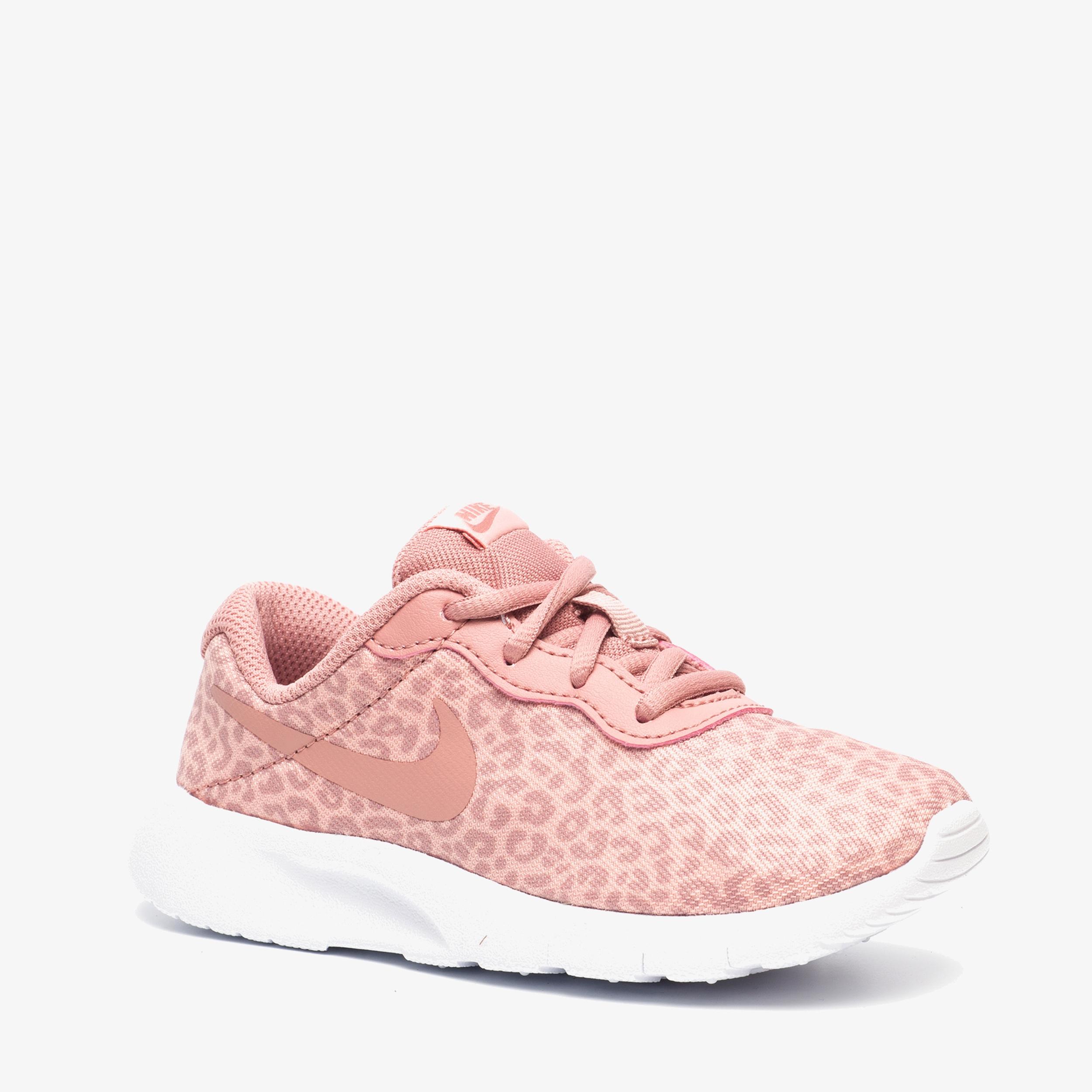 Nike Tanjun meisjes leopard sneakers | Scapino.nl