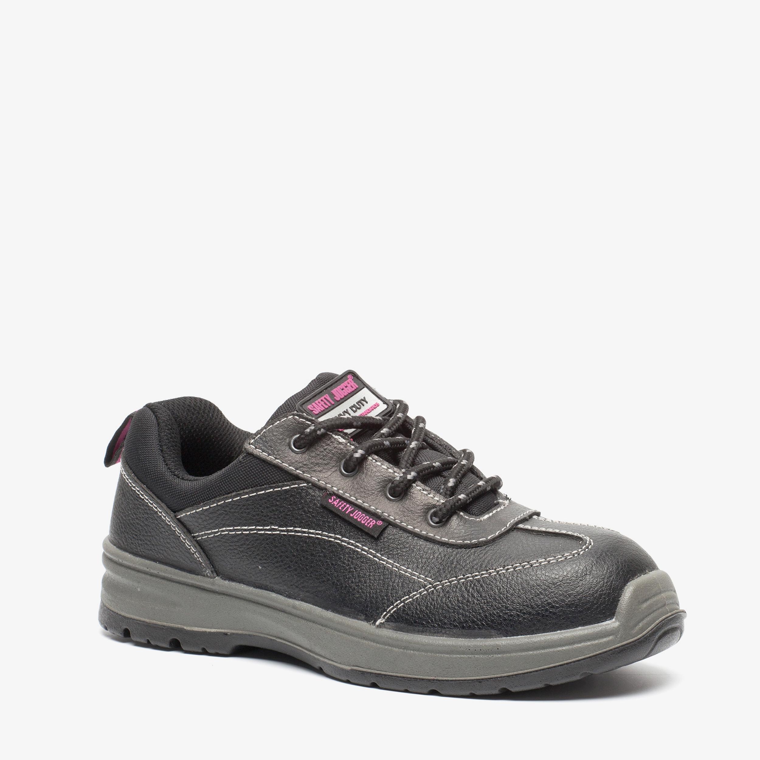 Werkschoenen Sneakers Dames.Safety Jogger Leren Dames Werkschoenen Online Bestellen Scapino