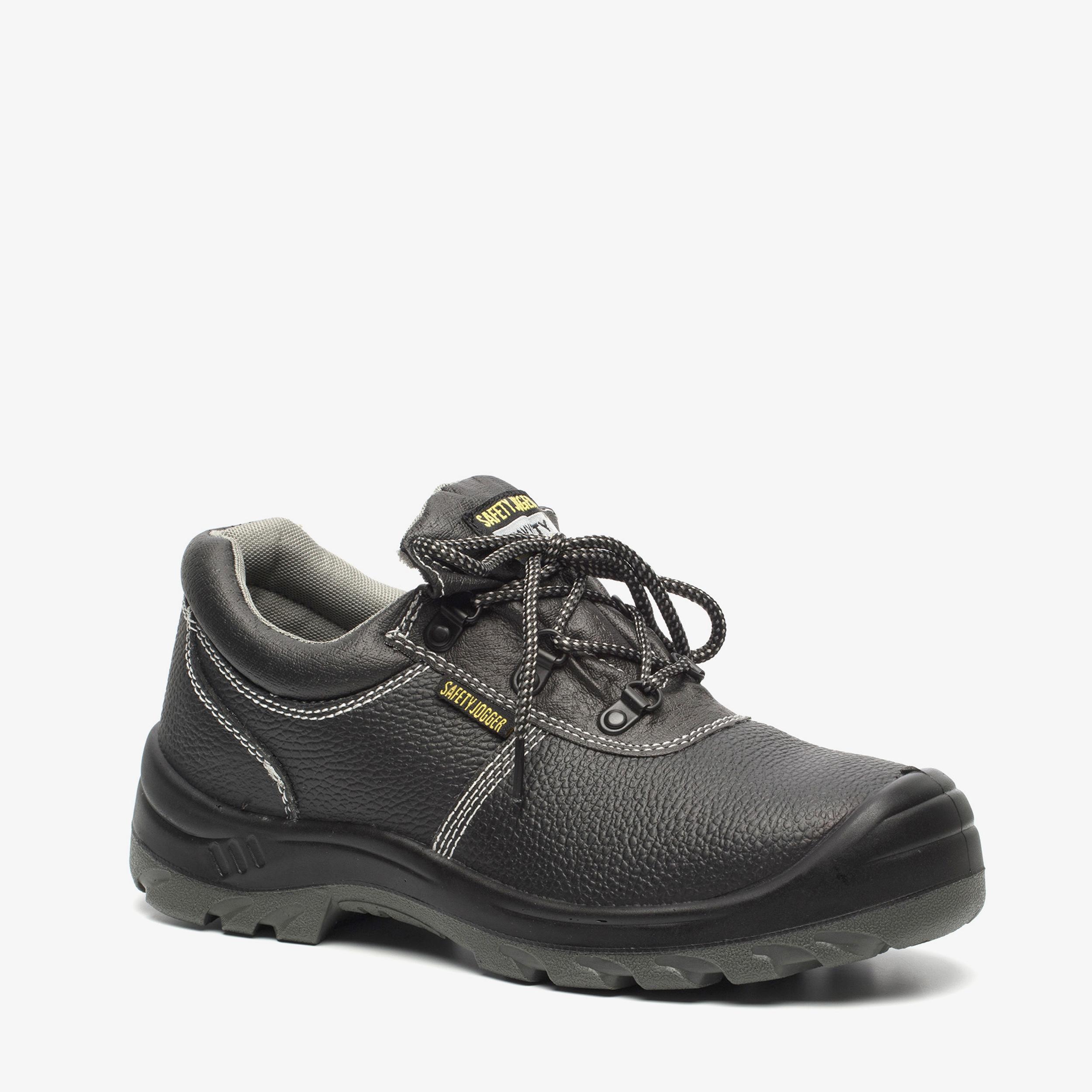 Safety Jogger Werkschoenen.Safety Jogger Bestrun Leren Werkschoenen Online Bestellen Scapino