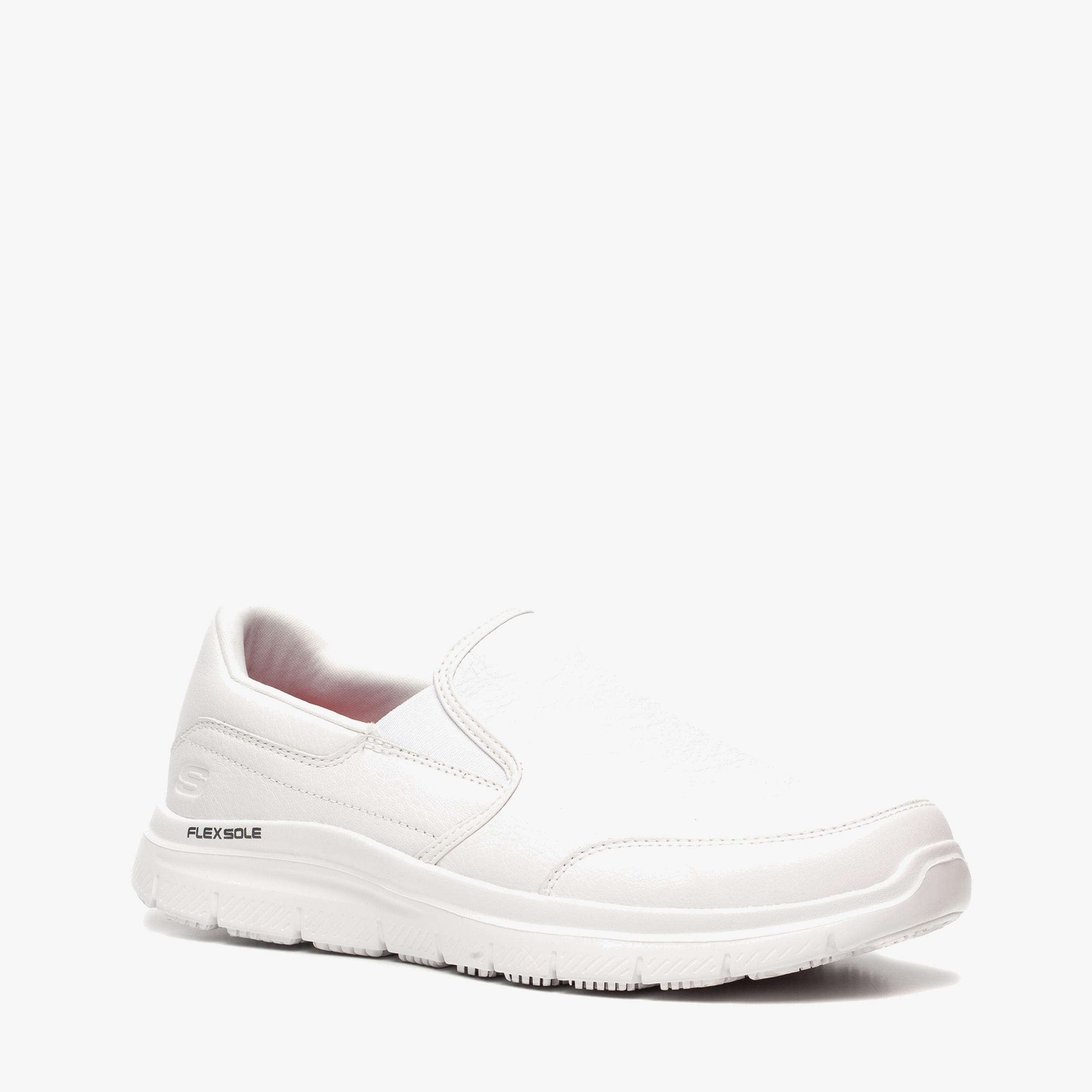 Werkschoenen Heren Sneakers.Skechers Leren Heren Werkschoenen Online Bestellen Scapino